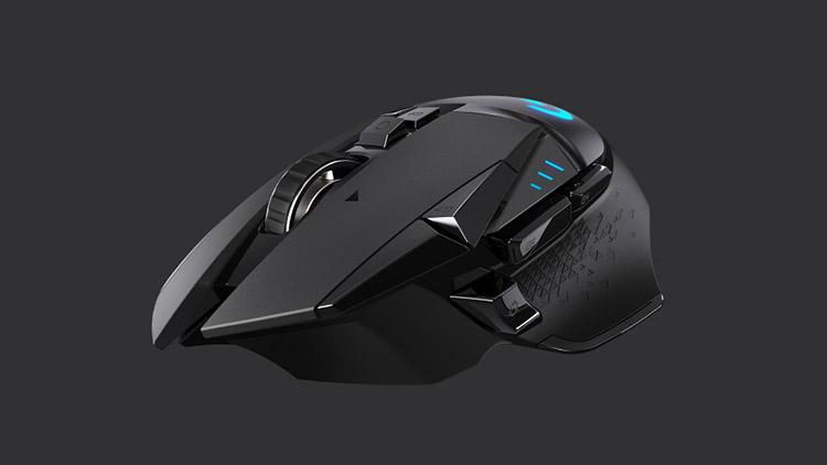 ワイヤレスゲーミングマウス × 5