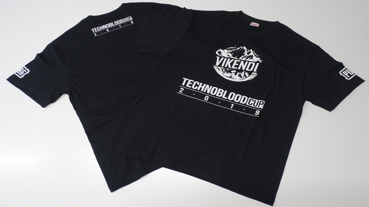 TBCUPオリジナルTシャツ